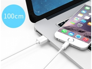 Orico Apple Lightning Lade Kabel & Datenkabel 2A Fast Charge 1 Meter