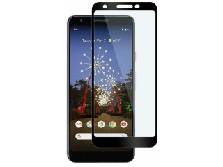 Google Pixel 3a XL 100% Vollbild Panzerglas Schutzfolie 0.23mm 2.5D