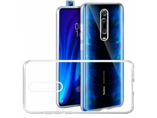 Xiaomi Mi 9T Gummi TPU Hülle flexibel dünn transparent thin clear case
