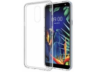 LG K40 Gummi TPU Hülle flexibel dünn transparent thin clear case
