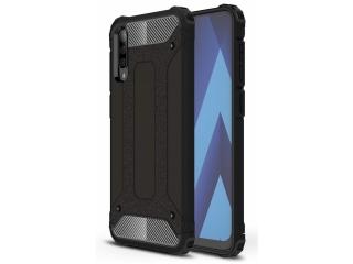Samsung Galaxy A70 Outdoor Hardcase + Soft Inlay für Sport & Business