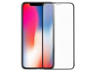 iPhone 11 100% Vollbild Panzerglas Schutzfolie 0.23mm 2.5D schwarz