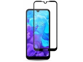 Huawei Y5 2019 100% Vollbild Panzerglas Schutzfolie 0.23mm 2.5D