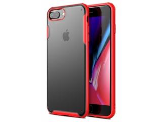 No-Scratch Anti-Impact iPhone 8 Plus Hülle 2m Fallschutz rot matt