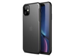 No-Scratch Anti-Impact iPhone 11 Hülle 2m Fallschutz schwarz matt