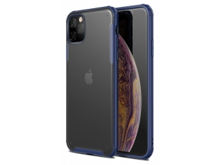 No-Scratch Anti-Impact iPhone 11 Pro Hülle 2m Fallschutz blau matt