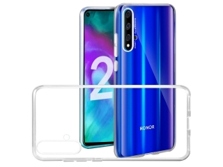 Honor 20 Gummi TPU Hülle flexibel dünn transparent clear case