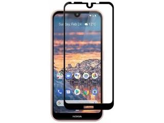 Nokia 3.2 100% Vollbild Panzerglas Schutzfolie 0.23mm 2.5D Protector