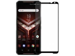 Asus ROG Phone 2 100% Vollbild Panzerglas Schutzfolie 0.23mm 2.5D