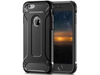 iPhone 8 Outdoor Hardcase & Soft Inlay für Sport Business schwarz