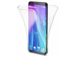 360 Grad Samsung S8+ Touch Case Transparent Silikon TPU Rundumschutz