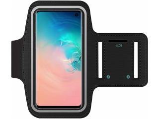 Samsung Galaxy S10 Fitness Jogging Sport Armband mit Schlüsselfach