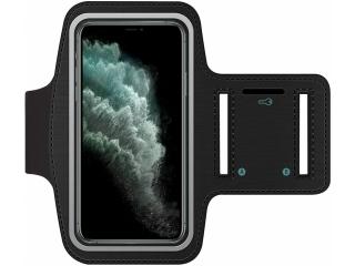 iPhone 11 Pro Fitness Jogging Sport Armband mit Schlüsselfach