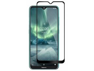 Nokia 7.2 100% Vollbild Panzerglas Schutzfolie 0.23mm 2.5D Schutzglas