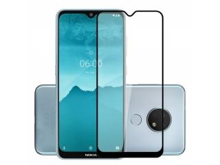 Nokia 6.2 100% Vollbild Panzerglas Schutzfolie 0.23mm 2.5D Schutzglas