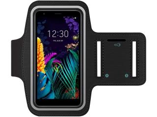 LG K30 Fitness Jogging Sport Armband mit Schlüsselfach