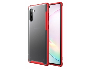 No-Scratch Anti-Impact Samsung Note 10 Hülle 2m Fallschutz rot
