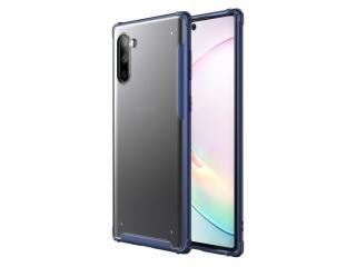 No-Scratch Anti-Impact Samsung Note 10 Hülle 2m Fallschutz blau