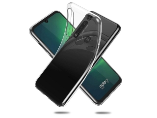 Motorola Moto G8 Plus Gummi Hülle flexibel dünn transparent thin clear