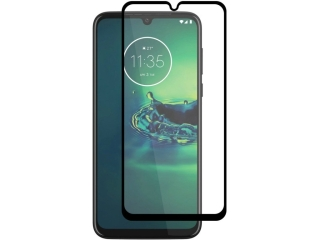 Motorola Moto G8 Plus 100% Vollbild Panzerglas Schutzfolie 0.23mm 2.5D