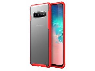 No-Scratch Anti-Impact Samsung S10 Hülle 2m Fallschutz rot matt