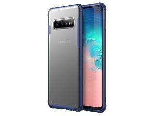 No-Scratch Anti-Impact Samsung S10 Hülle 2m Fallschutz blau matt