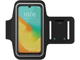ZTE Blade V10 Vita Fitness Jogging Sport Armband mit Schlüsselfach