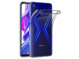 Honor 9X Gummi Hülle flexibel dünn transparent thin clear