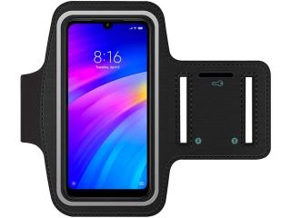 Xiaomi Redmi 7 Fitness Jogging Sport Armband mit Schlüsselfach