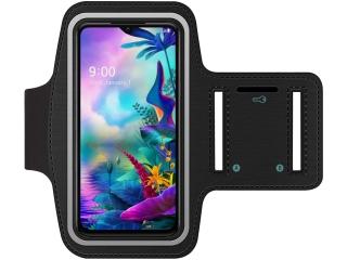 LG G8X ThinQ Fitness Jogging Sport Armband mit Schlüsselfach