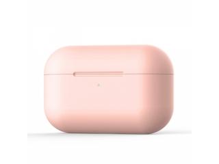 Airpods Pro Case Hülle in rosa - Kratzfeste Silikon Schutzhülle