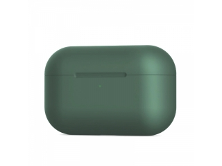 Airpods Pro Case Hülle in grün - Kratzfeste Silikon Schutzhülle