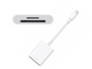 Lightning auf MicroSD / SDHC Kartenlesegerät Adapter für Fotos/Videos