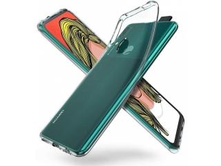 Huawei P Smart Z Gummi Hülle flexibel dünn transparent thin clear