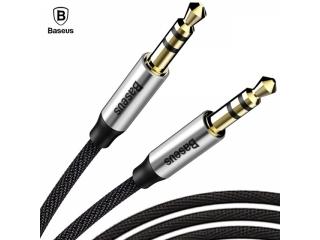 Baseus Audio AUX Klinken 3.5 mm Kopfhörerstecker Verbindungskabel 1m