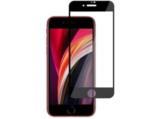 iPhone SE 2020 100% Vollbild Panzerglas Schutzfolie 0.23mm 2.5D