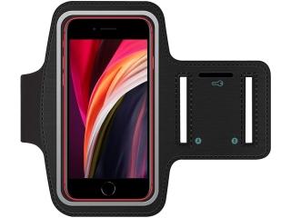iPhone SE 2020 Fitness Jogging Sport Armband mit Schlüsselfach