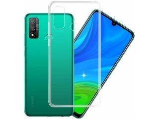 Huawei P Smart 2020 Gummi Hülle flexibel dünn transparent thin clear