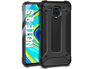 Xiaomi Redmi Note 9 Pro Outdoor Hardcase Soft Inlay Sport & Business