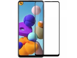 Samsung Galaxy A21s 100% Vollbild Panzerglas Schutzfolie 0.23mm 2.5D