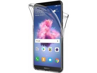 360 Grad Huawei P Smart Touch Case Transparent Rundumschutz