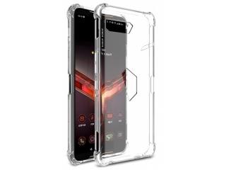 Asus ROG Phone 3 Gummi Hülle flexibel dünn transparent thin clear case
