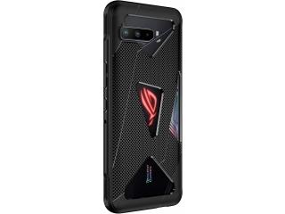 Asus ROG Phone 3 Stealth Gummi Hülle TPU Case Cover flexibel schwarz