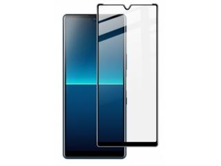 Sony Xperia L4 100% Vollbild Panzerglas Schutzfolie 0.23mm 2.5D Glas
