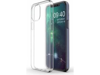 iPhone 12 Pro Gummi Hülle flexibel dünn transparent thin clear case