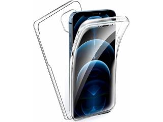 360 Grad Apple iPhone 12 Pro Touch Case Transparent Rundumschutz