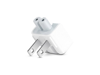 Apple iPhone Travel Plug Duckhead Adapter USA, Kanada, Mexiko, China