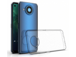 Nokia 8.3 Clear Case Soft Gummi Hülle transparent flexibel