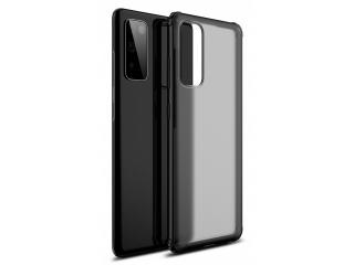 Samsung Galaxy S20 FE Anti-Impact Hülle 2m Fallschutz schwarz