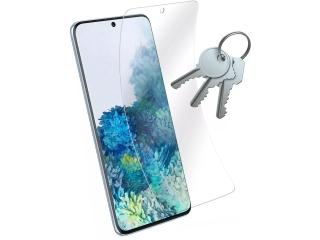 100% Komplett-Display Schutz Folie Samsung Galaxy S20 FE Crystal Clear